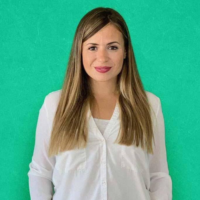 NELA Sprachlehrer für Fortgeschrittene Schüler Jael aus Valencia, Spanien.